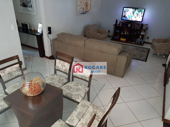 Casa Com 3 Dormitórios À Venda, 148 M² Por R$ 660.000,00 - Jardim Satélite - São José Dos Campos/sp - Ca2742