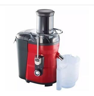 Extractor De Jugos Profesional Oster® Rojo Filtro Acero Inox