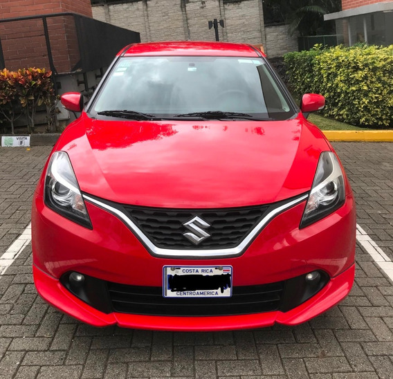 Suzuki Baleno Glx 2017 - Full Extras Urge Vender