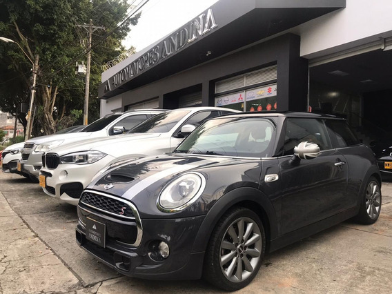 Mini Cooper Hatchback Automatica Secuencial 2015 2.0 Fwd 249