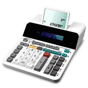 Calculadora Sharp El-1901 12 Dígitos / Display 5 Linhas 110v