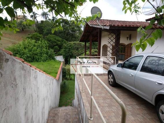 Sobrado Com 3 Dormitórios À Venda, 330 M² Por R$ 860.000 - Condomínio Chácaras Do Lago - Vinhedo/sp - So0640