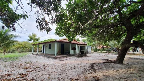 Sitio Com Casa Em Camocim À 10km Do Centro