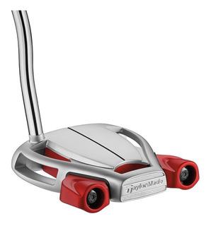 Put Putt Putter Taylormade Spider Tour Platinum Golf Nuevo!!