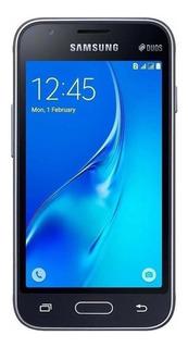Samsung Galaxy J1 4 GB Preto 512 MB RAM