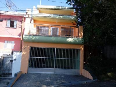 Ou Permuta,com 200 M² Por R$ 450.000 - Cidade Líder - São Paulo/sp - So14669