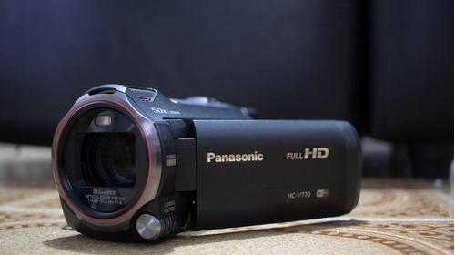 Filmadora Panasonic Hc-v770k