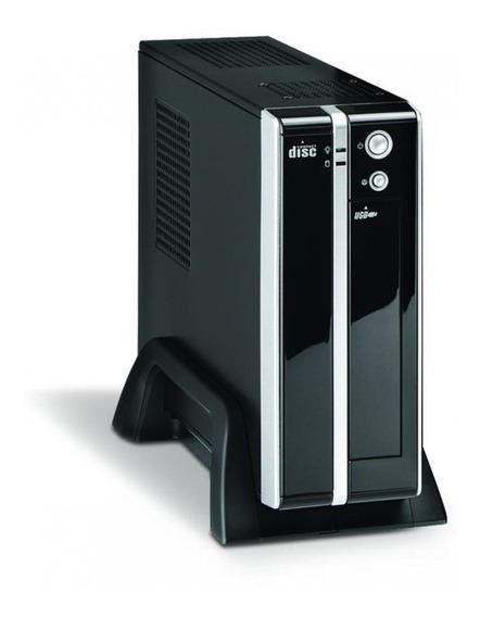 Mini Gabinete 180w - Intel Atom D510 - Mini Computador Pc