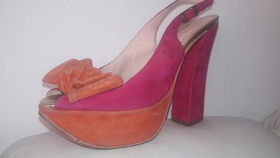 Zapatos N° 36 Poco Uso