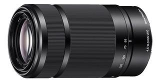 Lente Objetivo Sony 55-210mm Sel55210 F4.5-6.3 Aps-c