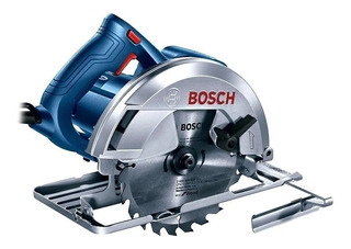 Sierra Circular Bosch Gks 150 1500w 184mm 7 1/4 Hoja 24d