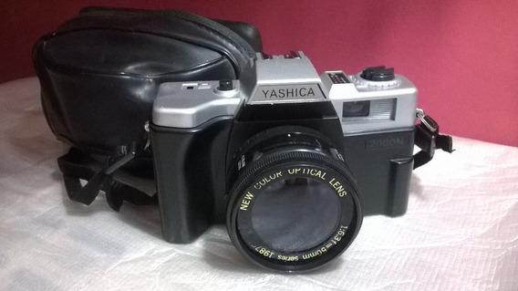 Camera Fotografica Yashica 2000n Antiga Rara