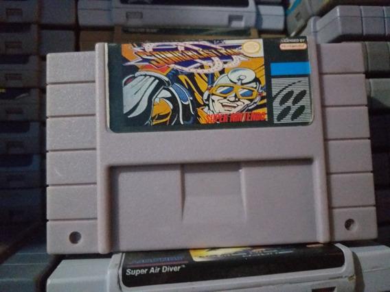 Sonicblast Man Super Nintendo