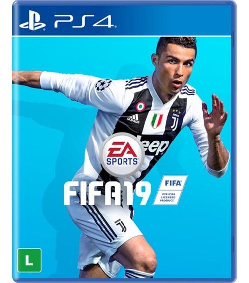 Fifa 2019 Ps4 50% De Desconto