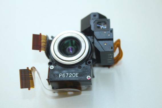 Bloco Ótico Sony Cyber-shot Dsc-s600 Dsc S600 A1156857a