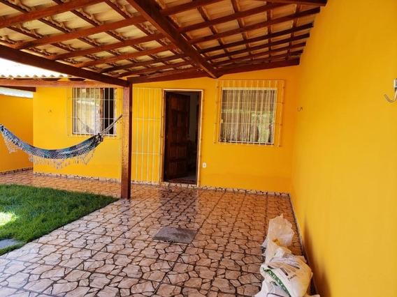 Casa Com 2 Dormitórios À Venda, 80 M² Por R$ 115.000 - Unamar - Cabo Frio/rj - Ca1302