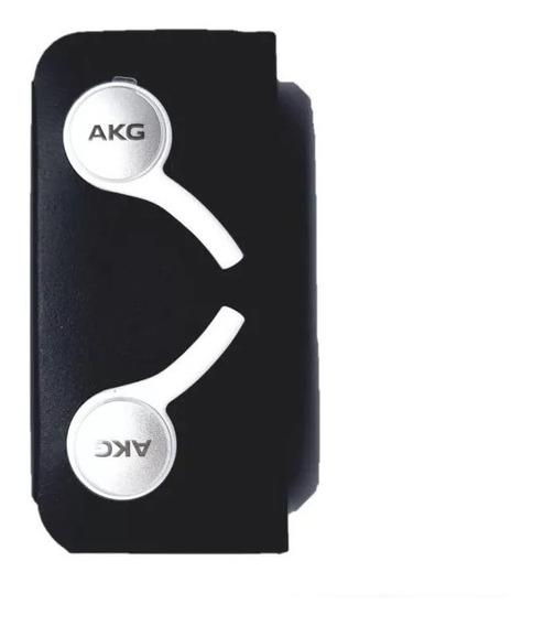 Fone Akg Samsung S8 S9 S10 Note 8 Note 9 Original Notafiscal