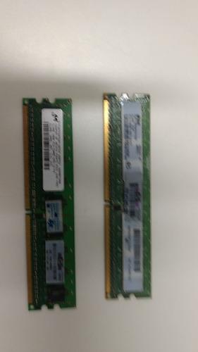 Imagem 1 de 2 de Memoria 512mb Pc2-5300 Dimm Hp 417440-051