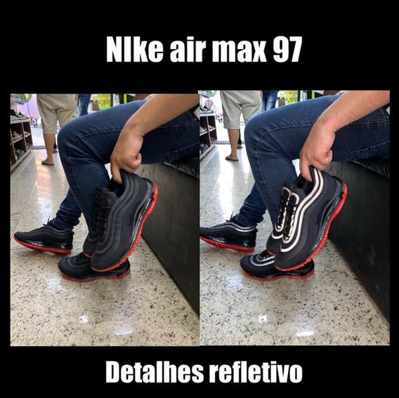 Tênis Masculino Nike Air Max 97 Promoção+ Frete Grátis