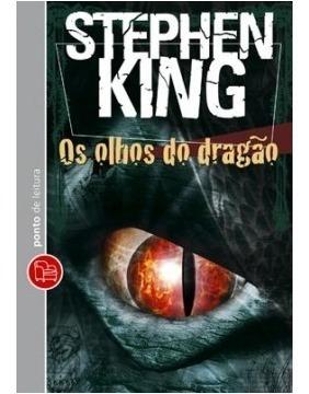 Livro Sob A Redoma +os Olhos Do Dragão Stephen King
