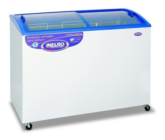 Freezer Exhibidor Horizontal Inelro 255 Lt Fih270pi Ahora 12