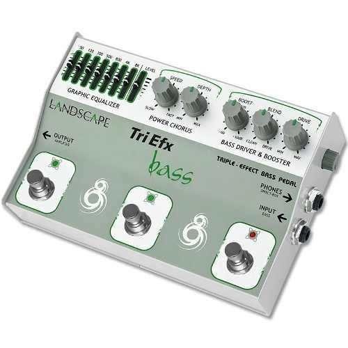 Pedal Landscape Triefx Guitar Fonte Gratis Dist+chorus+delay