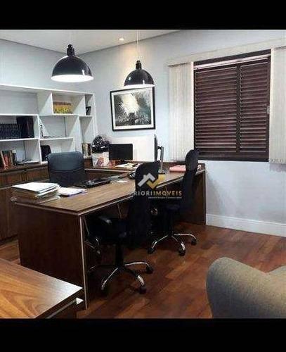 Sala Para Alugar, 20 M² Por R$ 1.250/mês - Vila Leopoldina - Santo André/sp - Sa0078