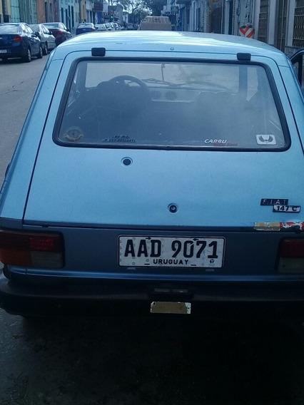 Fiat 147 Motor 1050