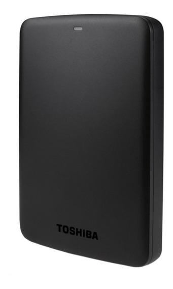 Disco Duro Externo Toshiba Canvio 1tb Usb 3.0 Proglobal