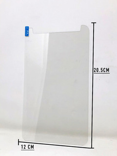 Film Vidrio Templado Para Tablet 8 Pulgadas Universal Glass