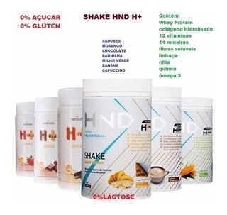 Shake Hinode H+ Zero Lactose, Zero Glúten, Zero Açúcar