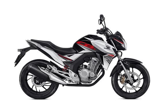 Moto Honda Twister Cbs19/19 Zero Pta Entrega 3 Anos Garantia