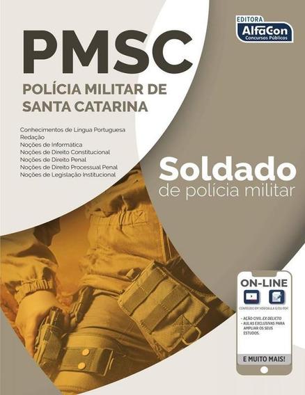 Policia Militar De Santa Catarina - Pmsc - Alfacon