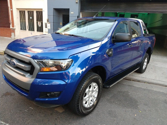 Ford Ranger Xls 3.2 200cv 4x2 Cd Mt /bareinautos