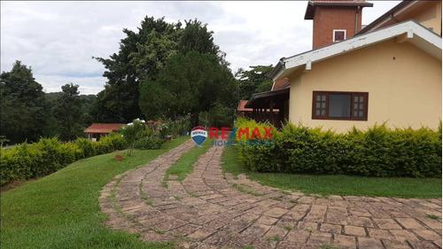 Imagem 1 de 30 de Chácara Com 3 Dormitórios À Venda, 5774 M² Por R$ 2.700.000,00 - Vale Verde - Valinhos/sp - Ch0140