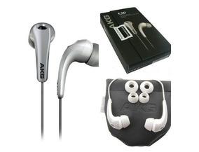 Fone De Ouvido In Ear Akg K321 Black Para iPod, iPhone,iPad