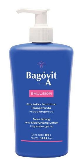 Bagóvit A Emulsión Nutritiva Humectante Reafirmante 350g