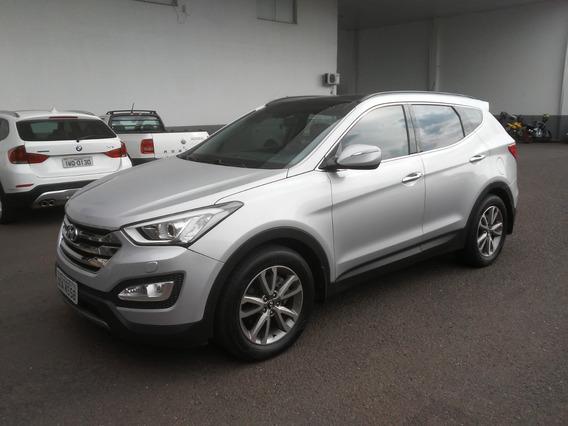 Hyundai Santa Fe V6 3.3l 4wd Ano 2015