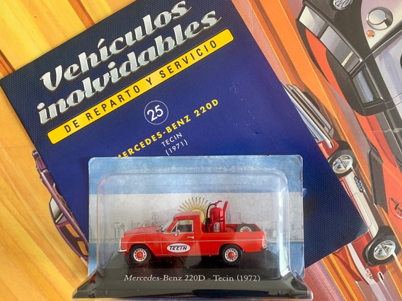 Mercedes Benz 220d Miniatura Auto Escala 1/43 No Ford F-100