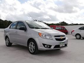Chevrolet Aveo Ltz 2018 Ta Carflex Cun 21301954