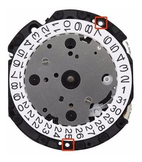 Maquina Vd53 Para Relógios Invicta E Demais