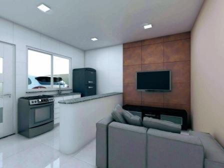 Casa Em Vista Alegre, São Gonçalo/rj De 40m² 1 Quartos À Venda Por R$ 95.000,00 - Ca427774