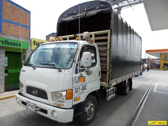 Camion Estacas Hyundai Hd 78