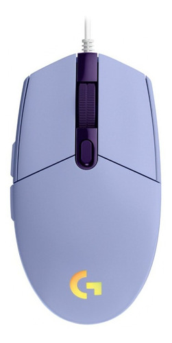 Mouse Gamer Logitech G203 Rgb Lyghtsync