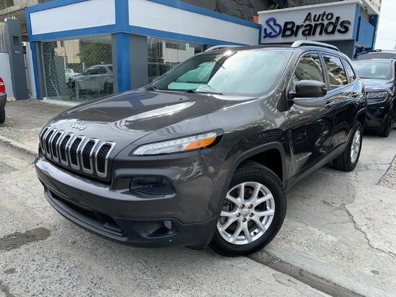 Jeep Cherokee 2016 Latitud 4x4
