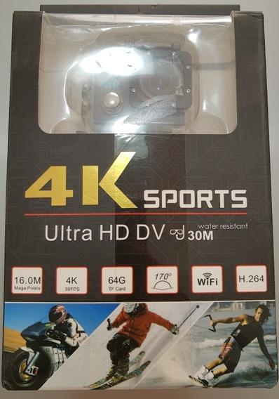 Camera Action Cam Sports Wifi Semi Novo