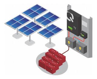Kit Fotovoltaico 3200w/dia