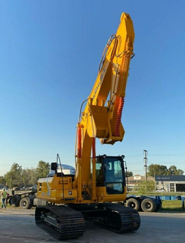 Excavadora Sobre Oruga Lonking Cdm6205  1m Cubico 0 Horas