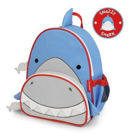 Mochila Skip Hop Tiburón, Abeja O Jirafa