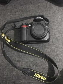 Câmera Nikon D5000 + Bolsa + 1 Bateria + 2 Lentes